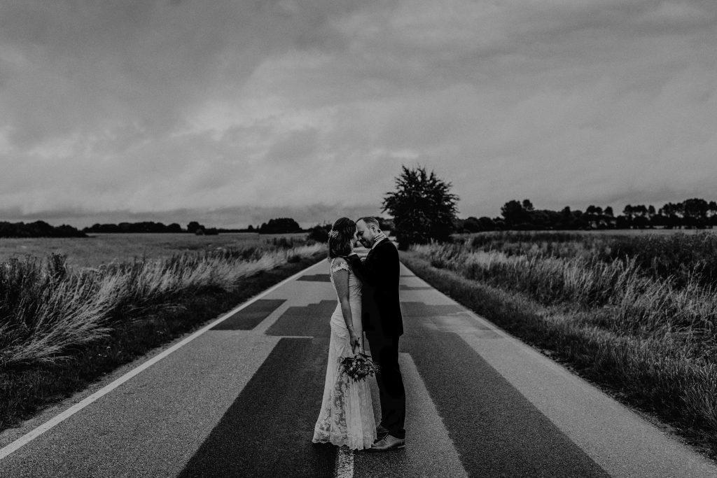Hochzeitsfoto, aufgenommen von Tom und Lia Fotografie, Hochzeitsfotografen aus Rostock und Mecklenburg-Vorpommern.